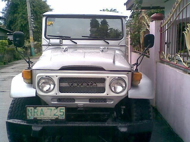 Vintage And Fuel Efficiency 4x4 *sold Already* Bj40