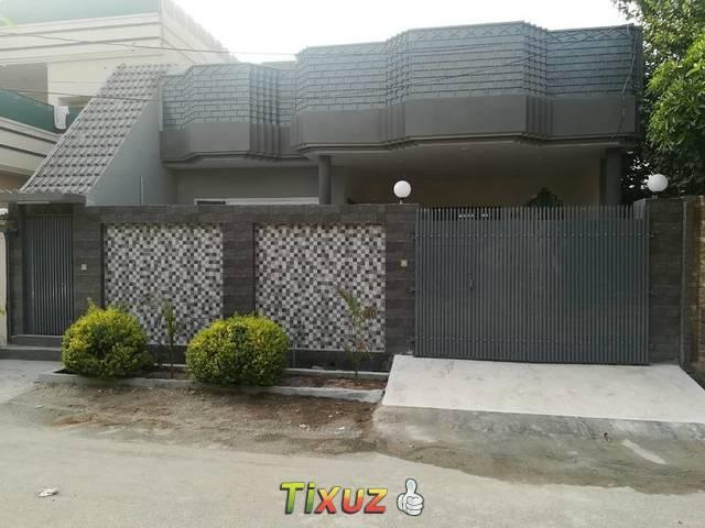 Vip House 10 Marla House 2 Storey For Sale In Police Colony Peshawar