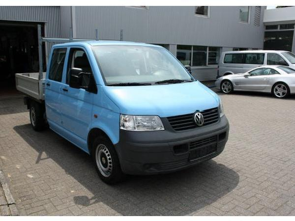 leasing vw t5 pritsche mitula autos. Black Bedroom Furniture Sets. Home Design Ideas