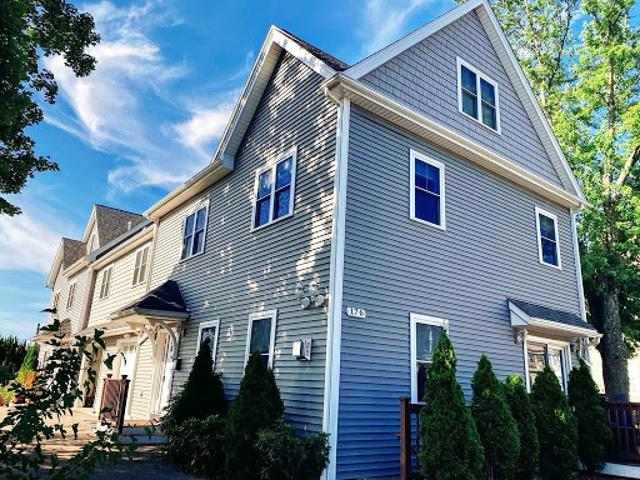 Waltham Four Br 4.5 Ba, Newer Construction Townhouse Featuring A