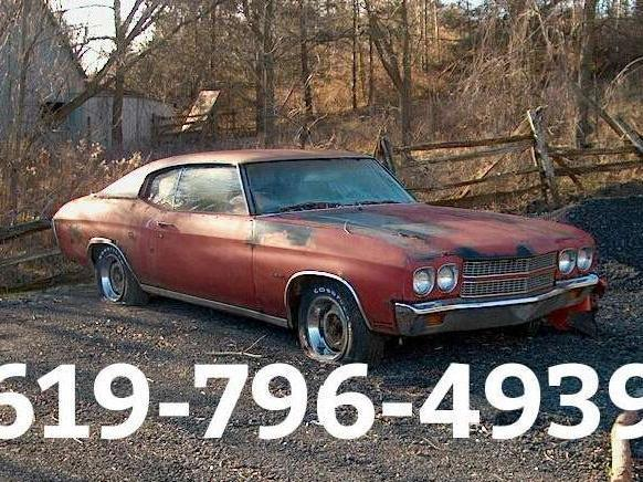 Wanted project chevelle challenger mustang corvette etc no title ok