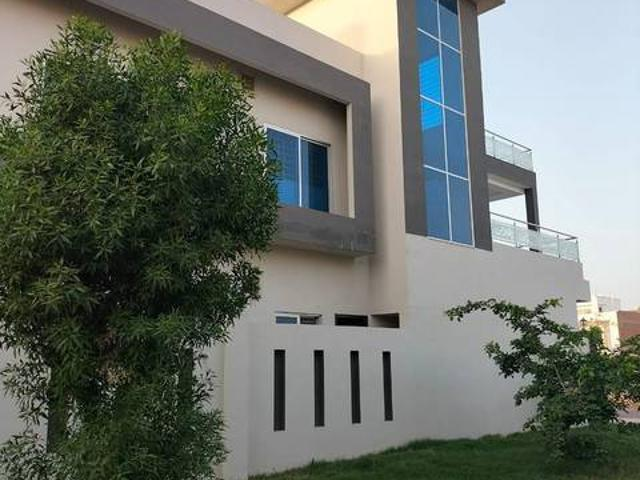 Wapda Town Phase 2 Main Branch New House For Sale