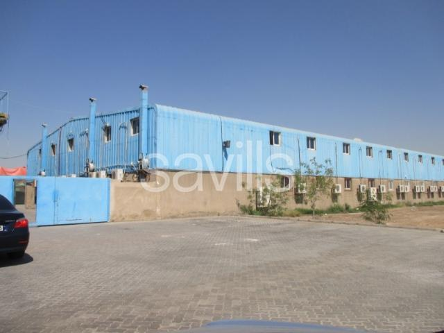 Warehouse Complex In M42, Mussafah For Sale Aed 14,500,000