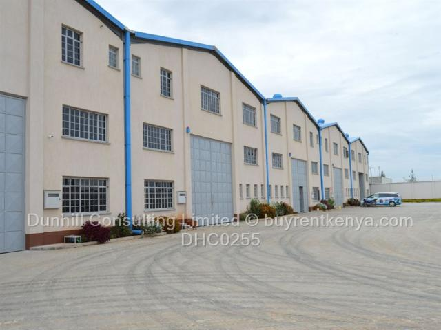 Warehouse For Sale In Eastern Bypass, Thika Road