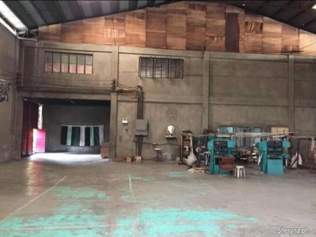 Warehouse For Sale In Mapulang Lupa Valenzuela City