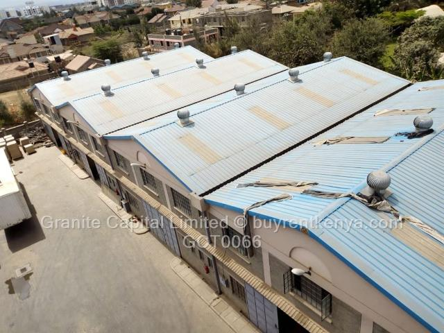 Warehouse For Sale In Syokimau