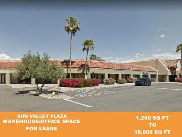 Warehouse Retail Space East Valley