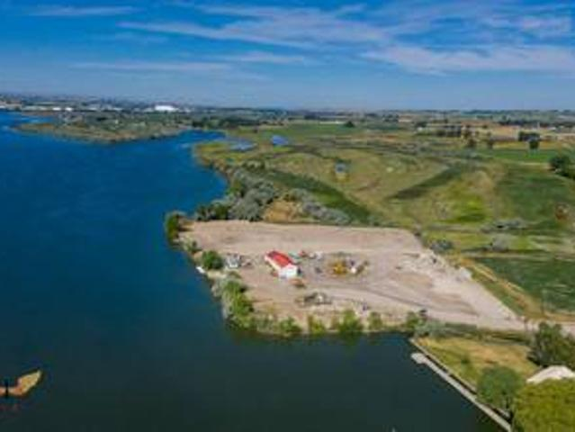 Waterfront Commercial Residential 6.9 Acres Burley