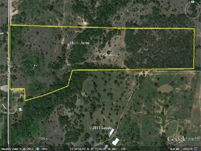 Weatherford, Tx Parker Country Land 37.880000 Acre