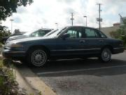 1996 ford crown victoria 4dr lx