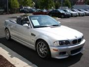 2001 Bmw 3 Series M3 2dr Convertible