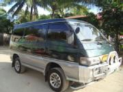 2003 mitsubishi delica exceed 4wd turbo diesel