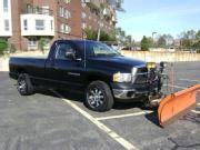 2004 dodge ram 1500 4x4 with curtis snow plow