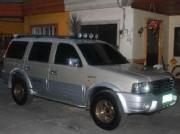 2005 ford everest 4x4 diesel at 2 5 turbo intercooler top of the line