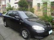 2005 toyota altis 1 6e at extreme black very fresh in out
