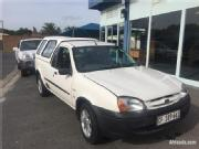 2006 ford bantam only 96000 km s with canopy fsh