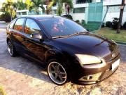 2007 ford focus hatchback 18 mags black beauty