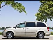 2009 chrysler town country 4dr wgn touring