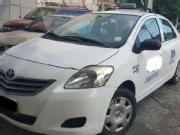 2013 2013 vios taxi with franchise for sale near sm masinag