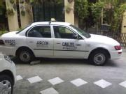 97 mdl toyota xl with taxi line up to 2012
