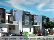 Architect Designed Independent Houses In R.t. Nagar, Mysore