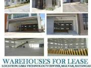 Batangas Warehouse For Lease