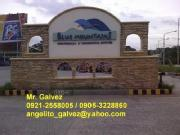 Blue Mountain Res'l Lot In 5 Or 10 Years To Pay Sta. Lucia Realty Subd