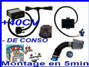 Boitier additionnel electronique puce power 40cv camping car