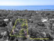 Build Your Dream Home On One Acre Across The Road From The Beach