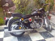 Bullet electra majic black 2003 for sale with s alloy wheels 0987326232 in amrit