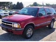 Chevrolet 1996 used 1996 chevrolet blazer base