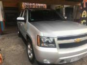Chevrolet suburban 2013 gasolina chevrolet suburban lt 2013 plata brillante en excelentes ...