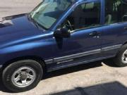 Chevrolet tracker 2001 gasolina tracker 4x4