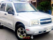 Chevrolet tracker 2005 gasolina tracker lx 2005 aut 59900telefono8117591981