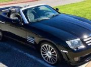 Chrysler crossfire 2005 2005 chrysler crossfire srt6