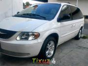 Chrysler grand voyager 2002 gasolina grand voyager 02 factura de agencia 1 dueño