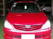 Diesel 3000 00 php toyota innova for rent red