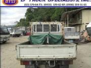 Double cab truck 4hf1 engine