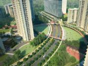 For Sale: 1140 Sq Ft 2 Bhk + 2t Apartments In Savvy Infrastructures Swaraaj Sports Living ...