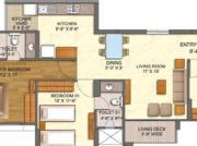 For Sale: 1380 Sq Ft 2 Bhk + 2t Apartments In Savvy Infrastructures Swaraaj Sports Living ...
