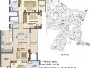 For Sale: 1697 Sq Ft 3 Bhk + 3t Apartments In Prestige Group Lakeside Habitat Apartments V...