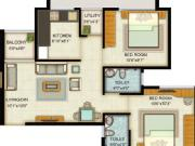 For Sale: 903 Sq Ft 2 Bhk + 2t Apartments In Adani Pratham Near Nirma University On Sg Hig...
