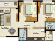 For Sale: 930 Sq Ft 2 Bhk + 2t Apartments In Adani Pratham Near Nirma University On Sg Hig...