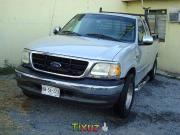 Ford 2002 gasolina ford f150 2002 cabina y media cuatro puertas 6 cilindros