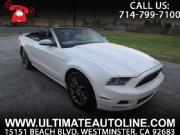 Ford mustang 2013 2013 ford mustang v6 convertible