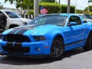 Ford mustang 2013 used 2013 ford mustang shelby gt500