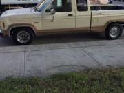Ford ranger 1988 gasolina rangersita cabina y media