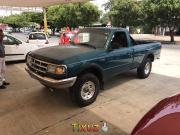 Ford ranger 1993 gasolina for fanger standar de 6 cilindros 4x4 palanca al piso 67000 nego...