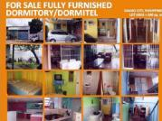 Fully Furnished Dormitory/dormitel Davao City