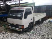 Fuso canter 11 ft dropside new tires